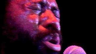 Teddy Pendergrass: Live in