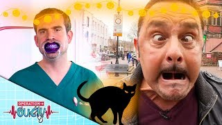 Operation Ouch - Spooky Science | #Halloween Special | Science for Kids