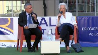 Liliana Segre Racconta Com'è Sopravvissuta Alla Shoà In Un'intervista Documento Di Maurizio Molinari