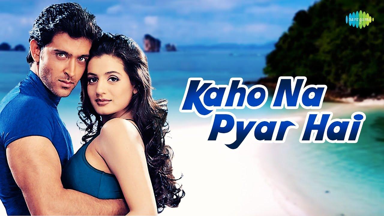 """Kaho Naa Pyaar Hai"" with lyrics |""कहो ना प्यार है"" गाने ..."
