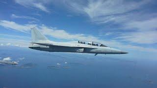 Căng thẳng đá Ba Đầu: Philippines xuất kích không quân, TQ chế giễu (675)
