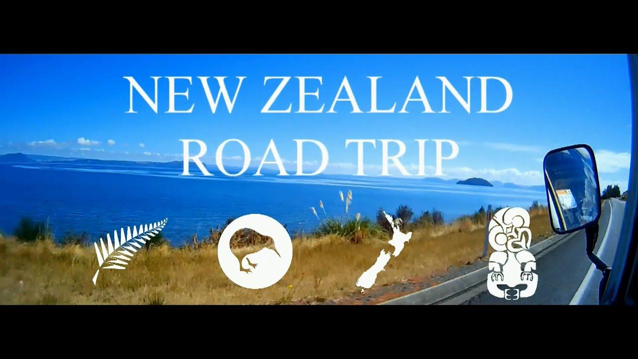 New Zealand - Road Trip - YouTube