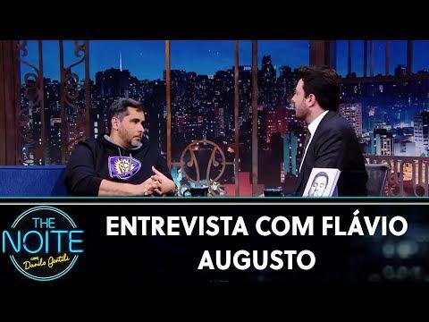 Entrevista com Flávio Augusto   The Noite 190719