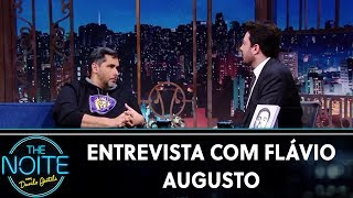 Entrevista com Flávio Augusto  | The Noite (19/07/19)