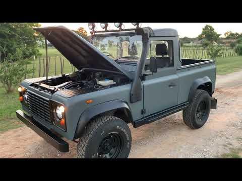 1992 Land Rover Defender 90 Pickup Truck