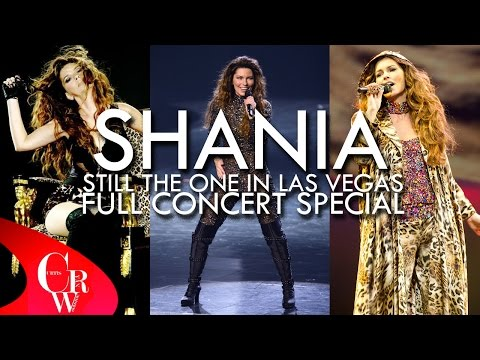 SHANIA Still The One in Las Vegas Full Concert Special 2014