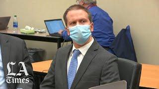 Derek Chauvin guilty of murdering George Floyd