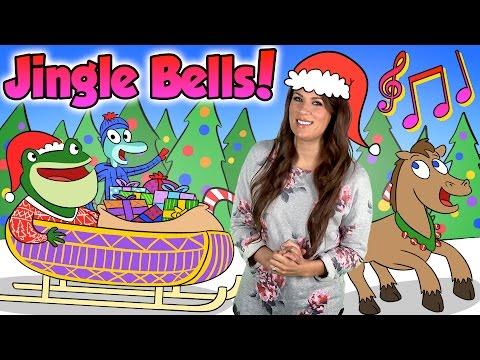 Jingle Bells - Christmas Songs for Kids - Cool School