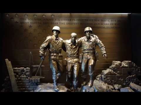Visit to National Purple Heart Hall of Honor