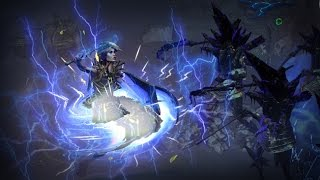 Path of Exile: Ascendancy - The Occultist Ascendancy Class