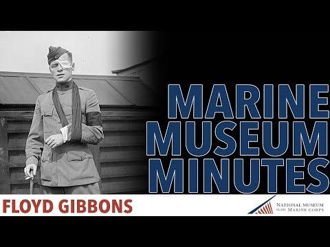 Marine Museum Minute BELLEAU - Floyd Gibbons
