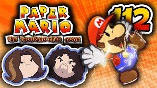 Paper Mario TTYD: Floor of Zappies - PART 112 - Game Grumps