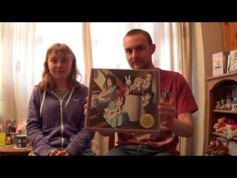 K-ON! MUSIC HISTORY'S BOX - Unboxing!