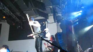 ALL TIME LOW Lost in stereo Live @Debaser Stockholm  HD