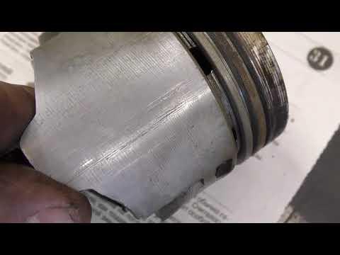 Часть2. Ремонт ВАЗ 2107. Троит и большой расход масла.