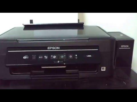 Epson L382 / L386 / L486 / L365 Information Page. Epson Printhead Cleaning. Epson Kafa Temizleme