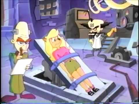 Crash Bandicoot Animated Cutscenes Pitch- Universal Animation Studios