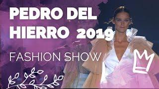 Desfile Pedro del Hierro Fashion Shows 2019 - MBFWM fall Winter
