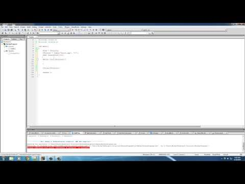 C Programming Tutorial - 51 - How to Read Files