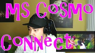 Gambar cover Ms Cosmo Feat  Nasty C, Rouge & Kwesta - Connect  Reaction