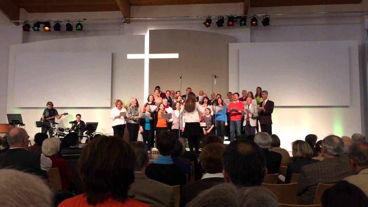 Freie Evangelische Gemeinde Gießen - YouTube