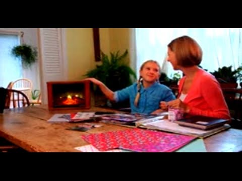 Heat Surge Mini Glo Electric Fireplace As Seen On Tv Amish