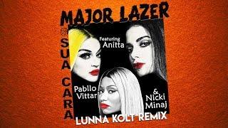 Baixar Major Lazer - Sua Cara (feat. Anitta, Pabllo Vittar & Nicki Minaj) [Lunna Kolt Mashup]