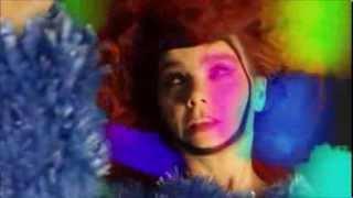 Björk - Miðvikudags(Wednesday) Music Video