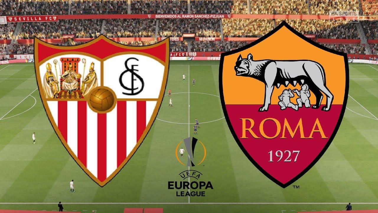 【足球直播】歐霸盃十六強:2020.08.07 00:55-西維爾 VS 羅馬(Sevilla FC VS AS Roma)