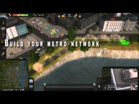 Cities in Motion Metro Trailer