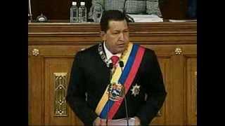 15 Ene 2010 Hugo Chávez: mensaje anual de Memoria y Cuenta ante la AN