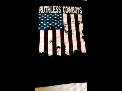 Men's Shirts Made In The USA From Ruthless Cowboys