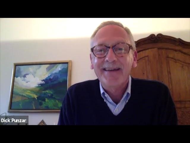 """Tarr-Memorial-Interviews Richard """"Dick"""" Punzar"""