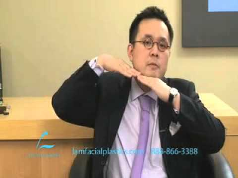 Dr. Lam Talks About The Buccal Region And The Jawline Using Fat Grafting