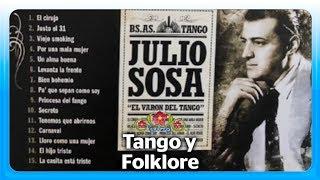 Julio Sosa el varon del tango 15 grandes exitos
