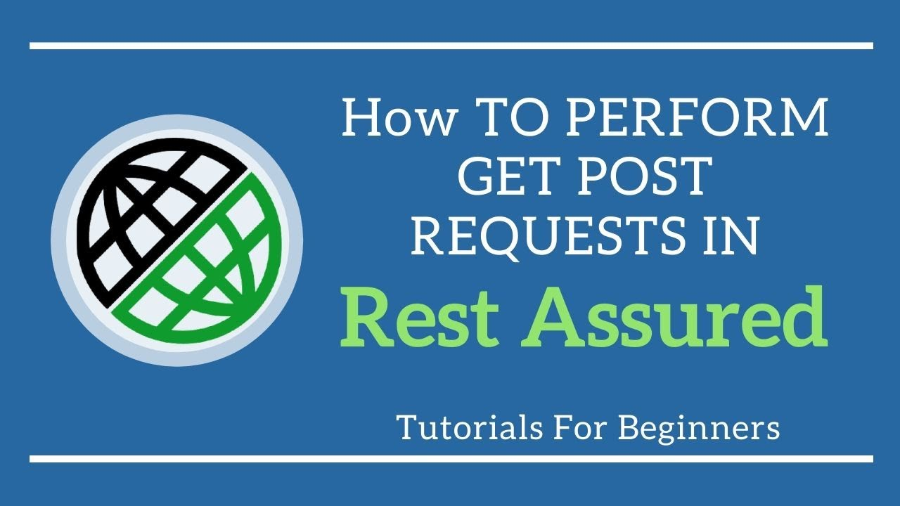How TO PERFORM GET POST REQUESTS IN REST ASSURED|CRUD OPERATIONS IN REST  API TESTING -REST ASSURED-1