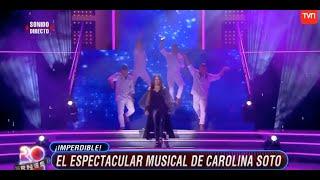 Carolina Soto - Por ti Volaré (Rojo El Color del Talento)