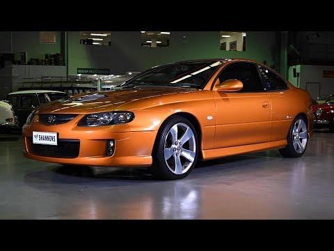 2005 Holden VZ Monaro CV8-Z 'Manual' Coupe - 2019 Shannons Sydney Autumn Classic Auction