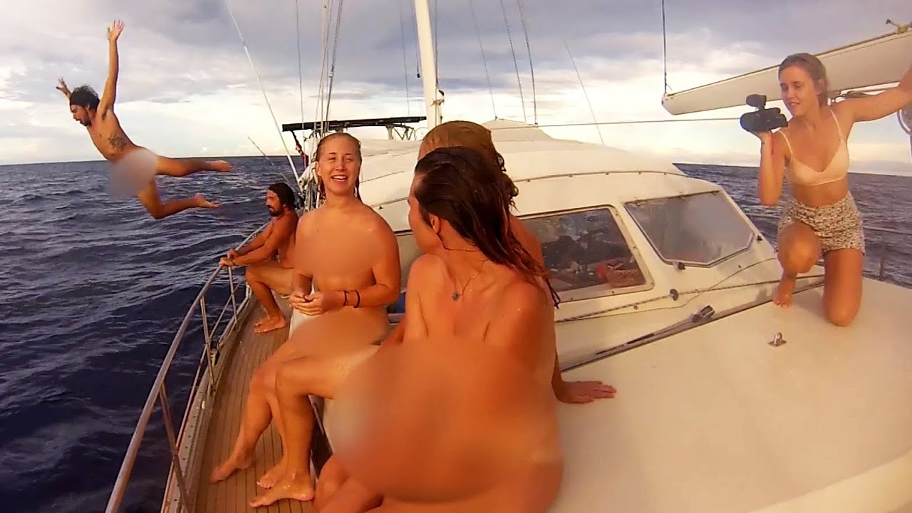 Sex when ocean sailing