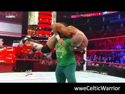 WWE Royal Rumble 2011 Hornswoggle Mini Attiude Adjustment