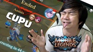 Download Video Orang Cupu Main Mobile Legends Indonesia MP3 3GP MP4