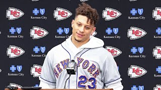 QB Patrick Mahomes on Chiefs success in win over Bengals: 'I didn't think we'd have just this much'