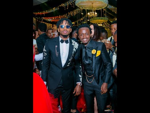 DENNO ON BEING BLIND AND MARRIAGE| BAHATI MAKES IT RAIN AT DIAMOND PLATINUMZ TANASHA'S BIRTHDAY