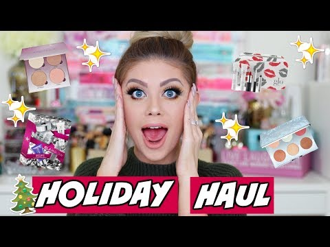 HUGE HOLIDAY KITS HAUL!!