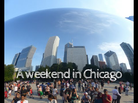 A long weekend in Chicago - September 2015