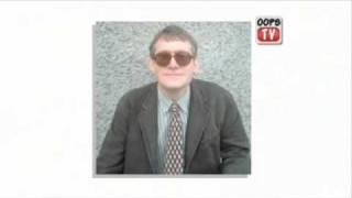 Who is this strange man? Mr Methane on Oops TV (Sky1)