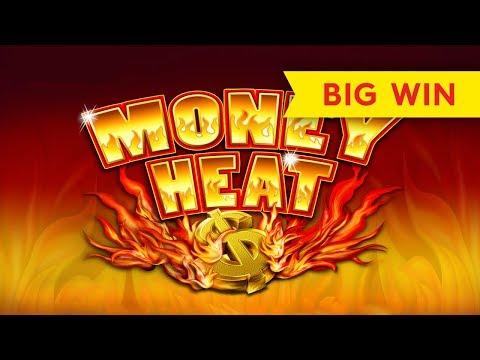 Money Heat Slot - BIG WIN BONUS! - 동영상