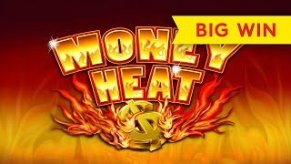 Money Heat Slot - BIG WIN BONUS!