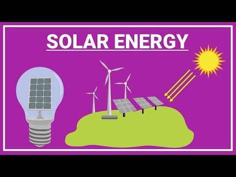What is Solar Energy? Solar Energy | Advantages Solar Energy