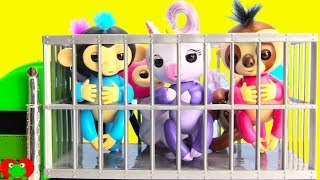 Fingerlings Wrong Heads Doc McStuffins Rescue